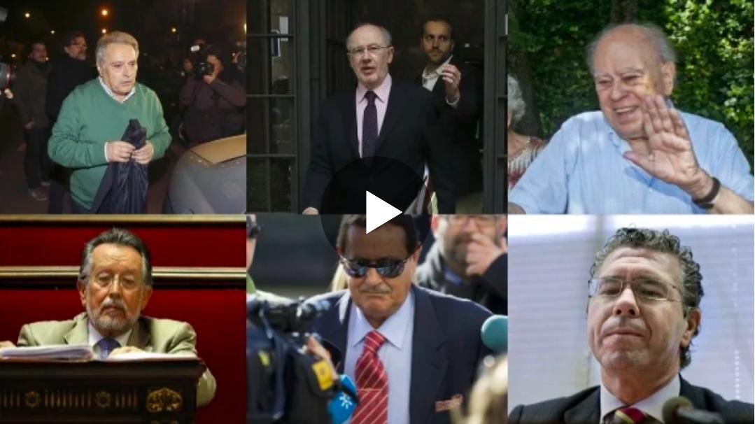 La corrupción cuesta 87.000 millones de euros al año a los españoles