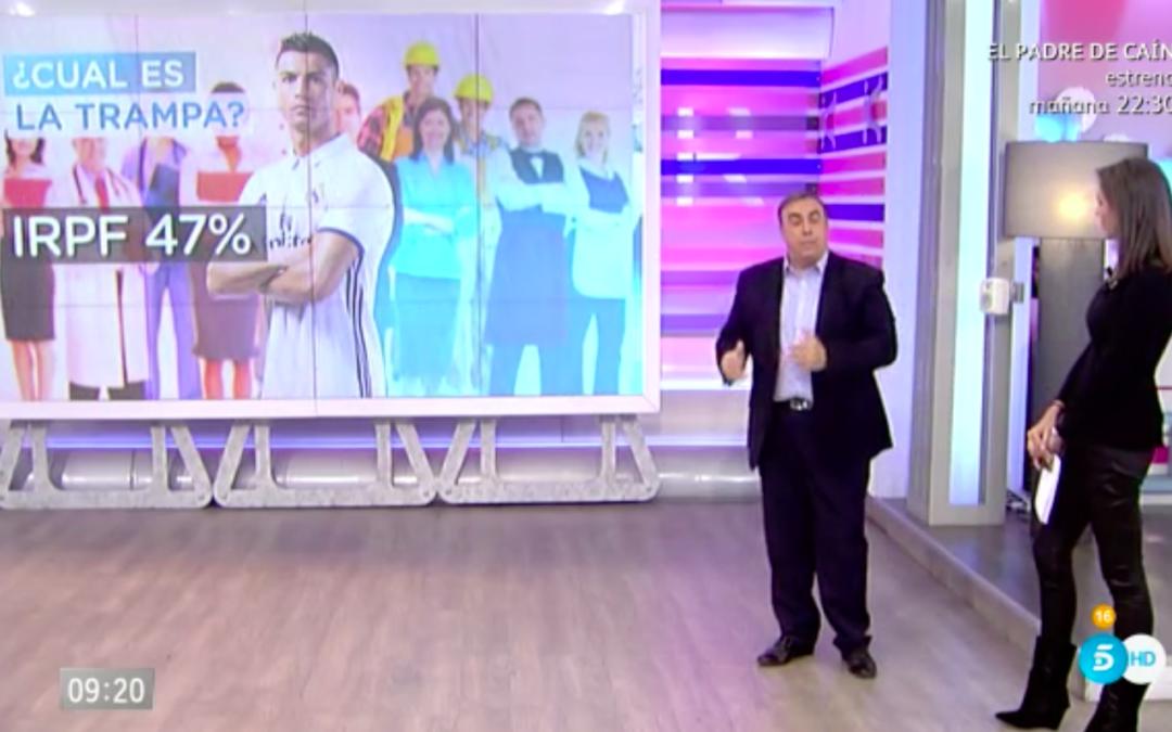 Cristiano Ronaldo, acusado de evadir 150 millones en la Islas Vírgenes