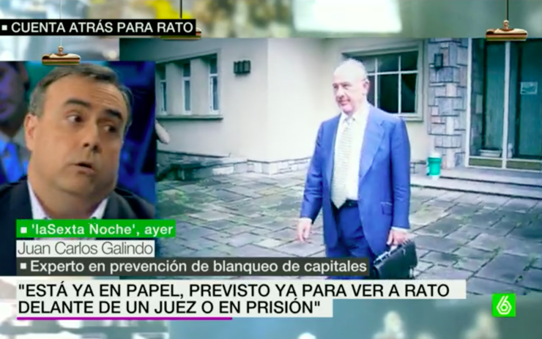 Está previsto que Rato se siente ya ante el juez o vaya a prisión