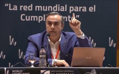 Intervención de Juan Carlos Galindo en el III Congreso Nacional Antifraude