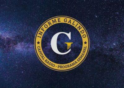 Informe Galindo – Capital Radio (04/11/2019)
