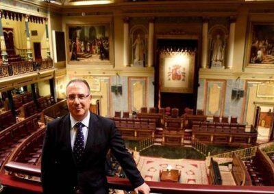 """Juan Vicente Pérez: """"Sin Valencia no es posible recuperar el gobierno» – esDiario"""
